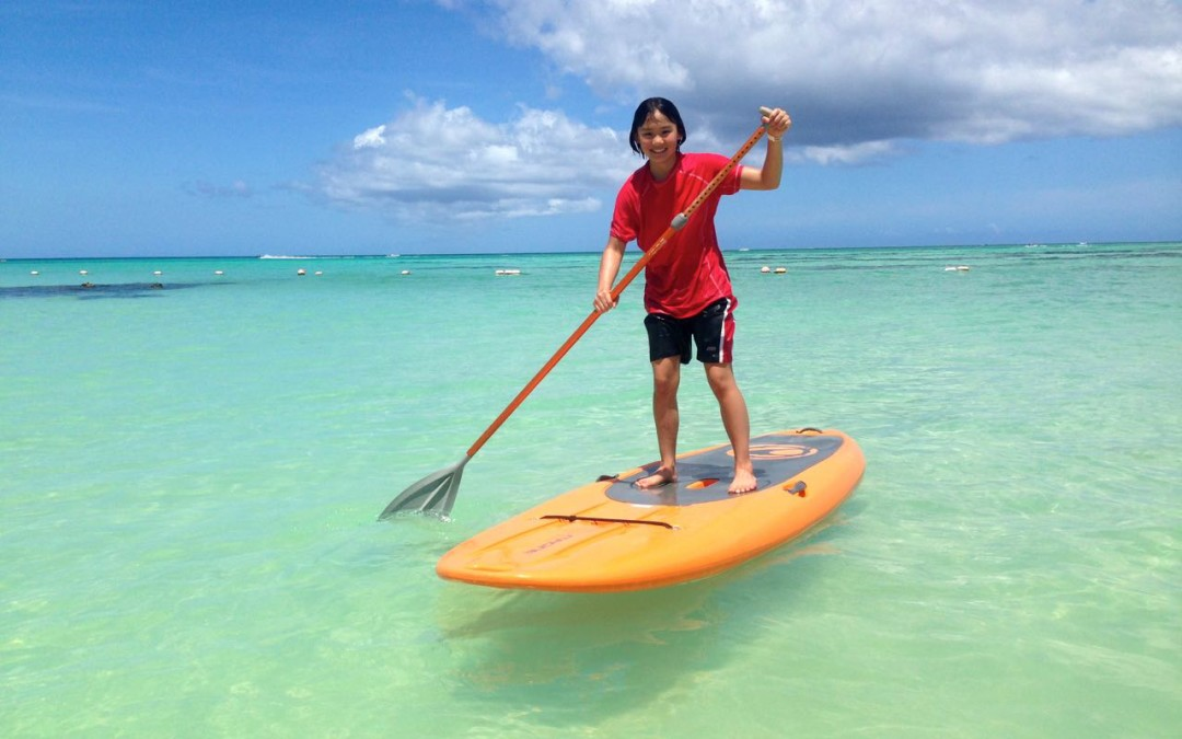Star Wars and Stand Up Paddle