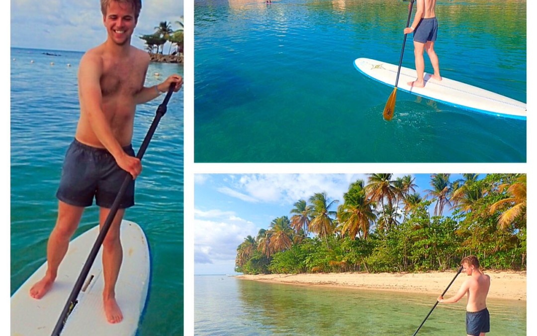 Learn to Stand Up Paddle in Tobago