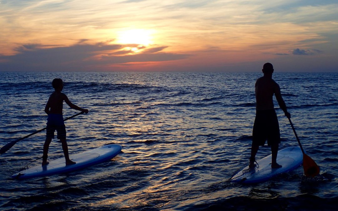 Surfing with Family – The best reset button!