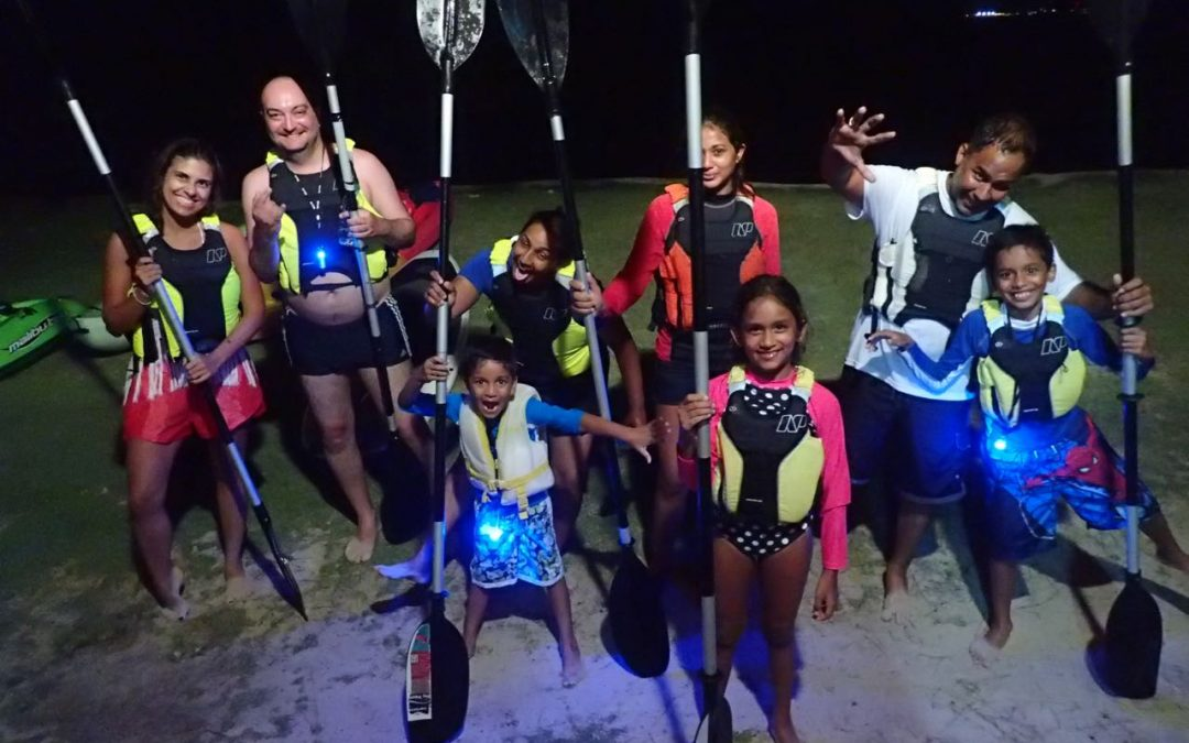 Summer Bioluminescence Action for the Whole Family