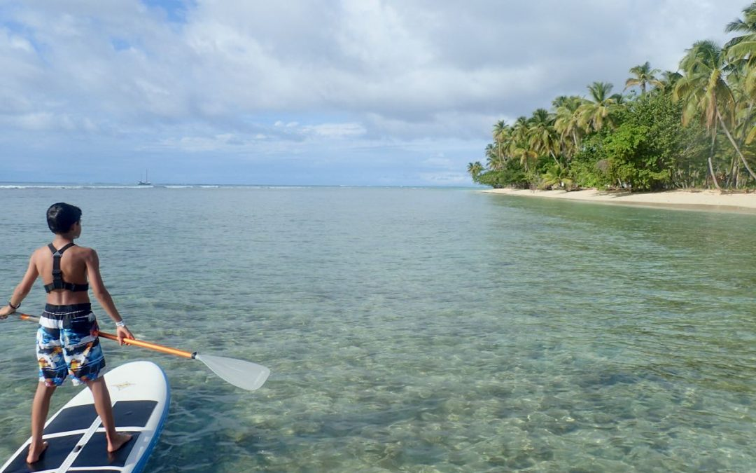 Learn to Paddle Board in Tobago